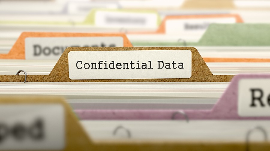 Maintaining Confidentiality