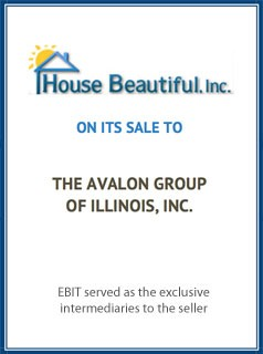 EBIT Associates - Sell My Business - Housebeautiful
