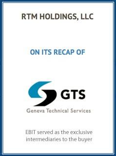 EBIT Associates - Sell My Business - RTM Holdings