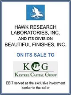 EBIT Associates - Sell My Business - Hawk Research