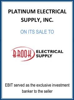 EBIT Associates - Sell My Business - Platinum