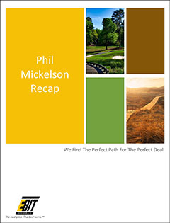 EBIT Associates Phil Mickelson Recap